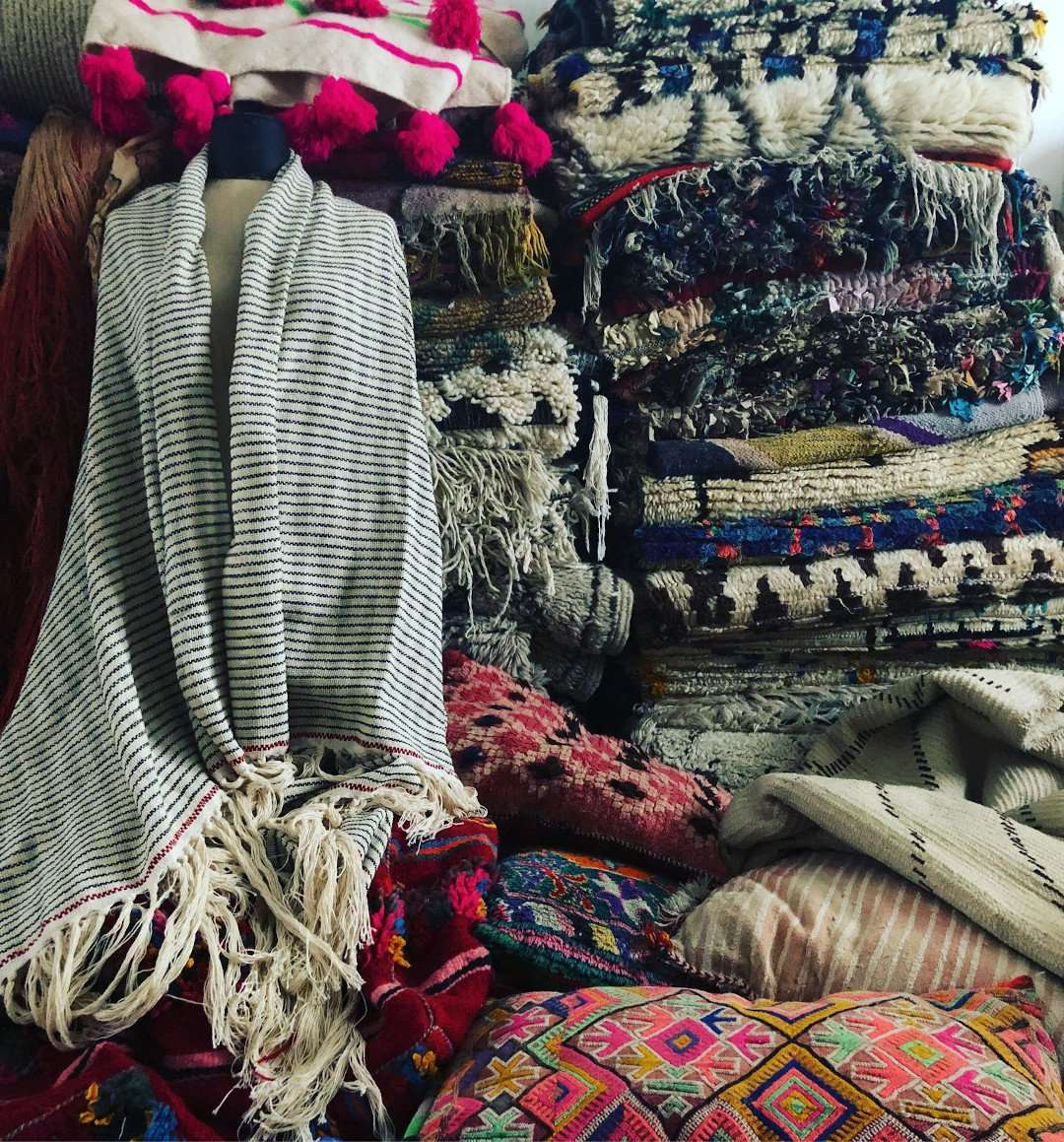 opt laos blog ropt artisan project carpets all - Moroccan