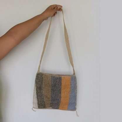 B 02 - Piet Bag Multi Colour